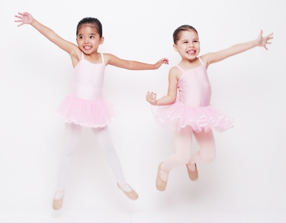 Pre School Ballet for 3 & 4 years old