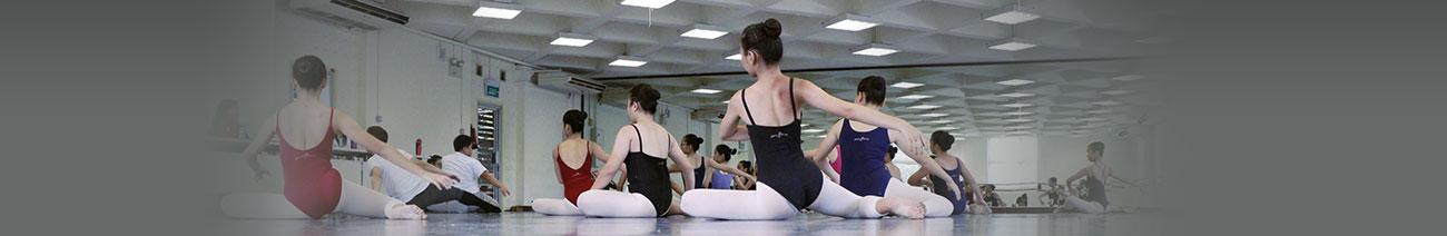 Ballet Dancing Class