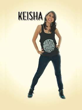keisha kz
