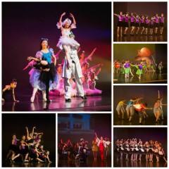Alice in Wonderland Dance Production