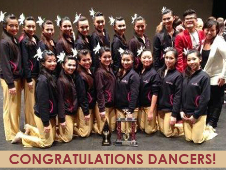 CSTD Perth Dance Competition 2013
