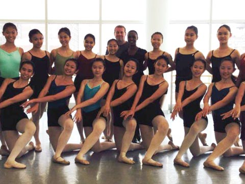 dACADEMY New York Dance Immersion