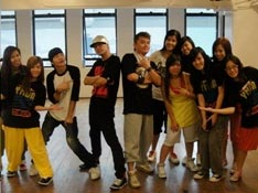 Hong Kong Dance Exchange Programme at Studio Danz
