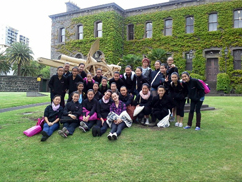 Melbourne Dance Immersion Programme at The Victorian College of Arts