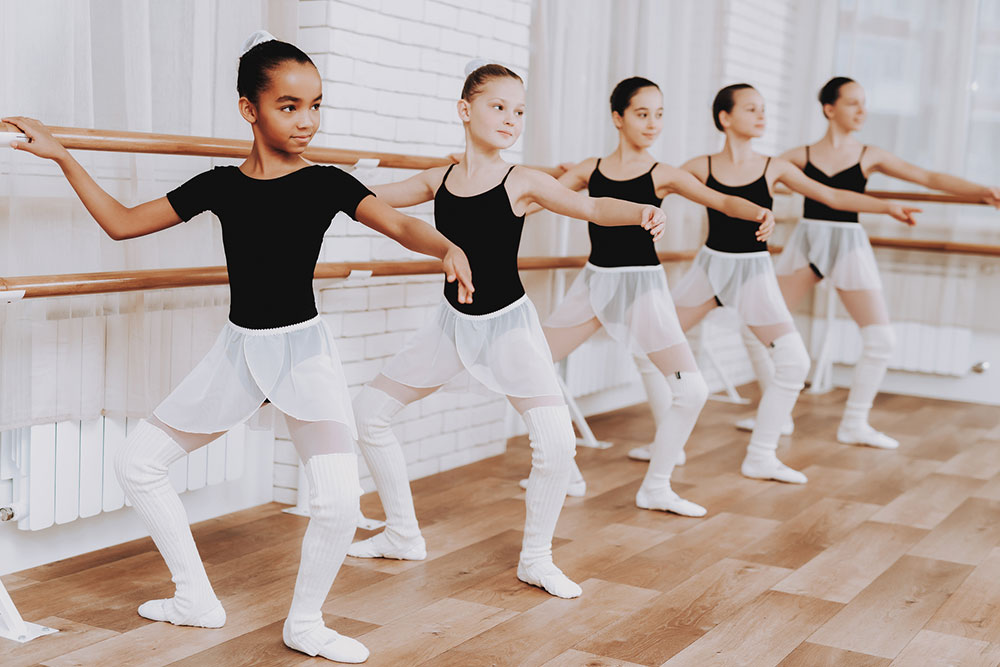 Ballet Class for Kids Singapore