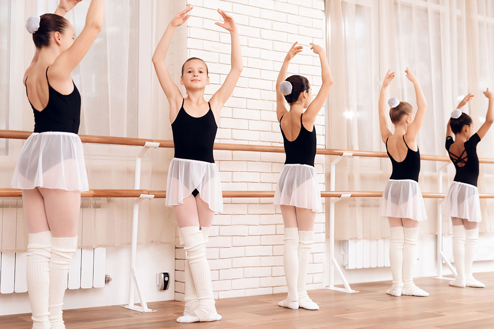 Ballet Class for Toddlers Singapore
