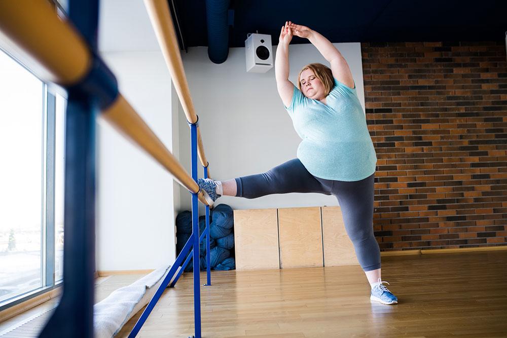 Fighting Childhood Obesity Through Ballet Classes