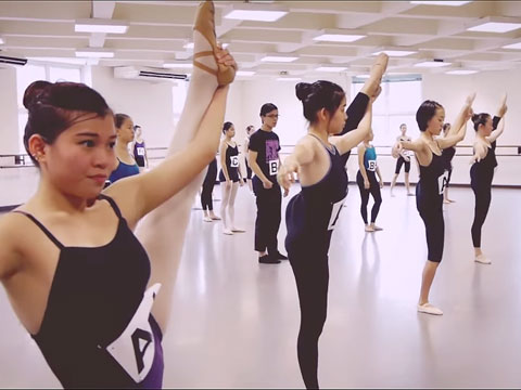New York Dance Immersion Programme