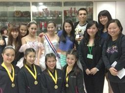 15th CSTD Singapore Dance Competition 2013