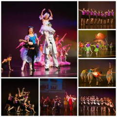 Alice in Wonderland Dance Production