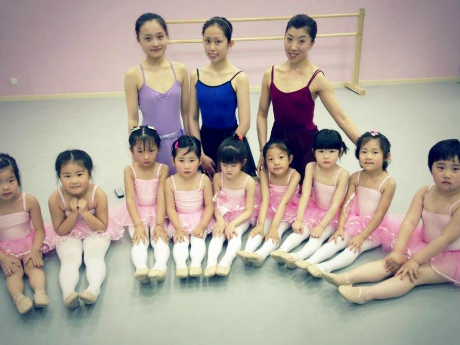 Dancepointe at Shenyang, China