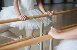 Ballet Class do's and don't's cover