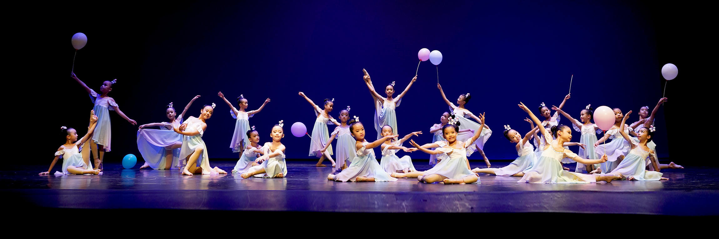 Learn Adult ballet in Singapore